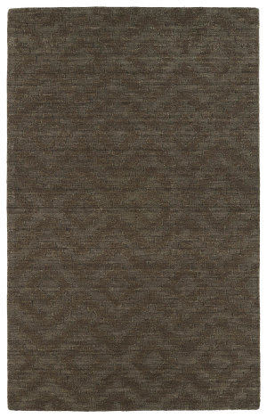 Kaleen Imprints Modern Ipm04-40 Chocolate Area Rug