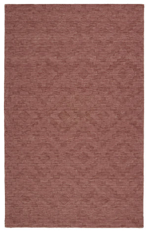 Kaleen Imprints Modern Ipm04-58 Rose Area Rug