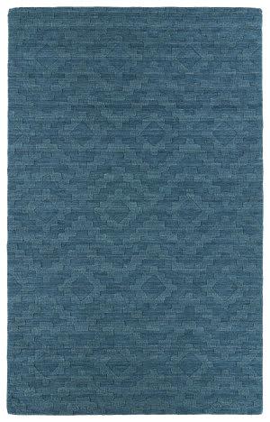 Kaleen Imprints Modern Ipm04-78 Turquoise Area Rug