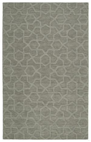 Kaleen Imprints Modern Ipm06-75 Grey Area Rug