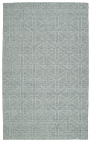 Kaleen Imprints Modern Ipm08-79 Light Blue Area Rug