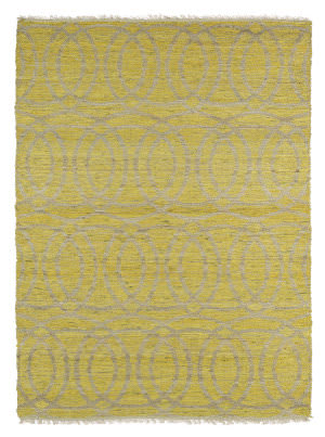 Kaleen Kenwood Ken03-28 Yellow Area Rug