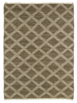 Kaleen Kenwood Ken05-40 Chocolate Area Rug