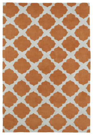 Kaleen Lily And Liam Lal01-89 Orange Area Rug