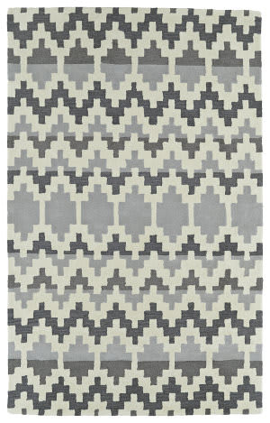 Kaleen Lakota Lkt03-75 Grey Area Rug