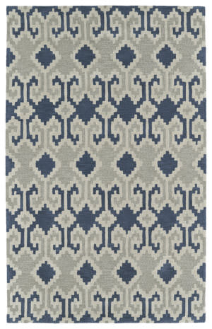 Kaleen Lakota Lkt05-10 Denim Area Rug