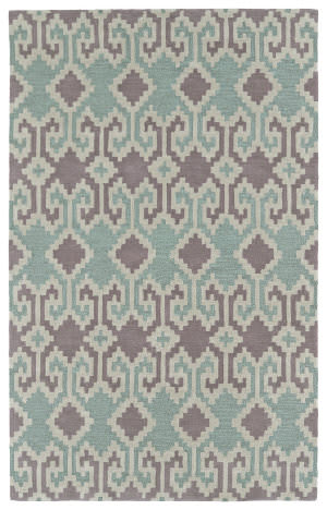 Kaleen Lakota Lkt05-95 Purple Area Rug