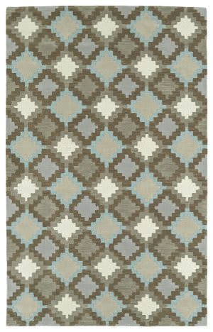 Kaleen Lakota Lkt06-75 Grey Area Rug