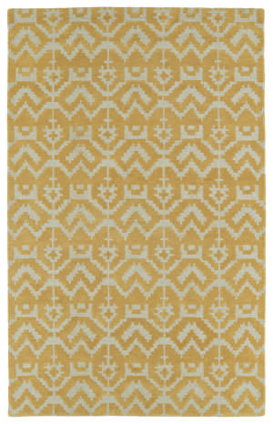 Kaleen Lakota Lkt07-07 Butterscotch Area Rug