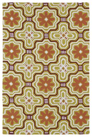 Kaleen Matira Mat02-05 Gold Area Rug