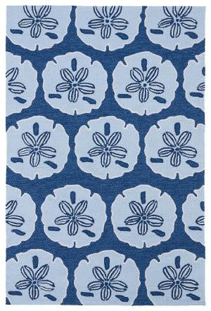 Kaleen Matira Mat06-17 Blue Area Rug