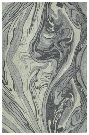 Kaleen Marble Mbl02-75 Grey Area Rug