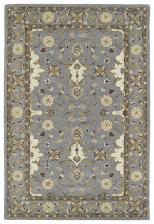 Kaleen Middleton Mid01-75 Grey Area Rug