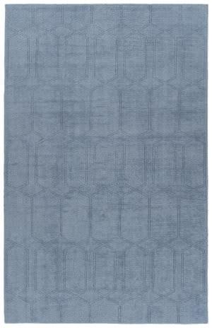 Kaleen Minkah Mkh03-17 Blue Area Rug