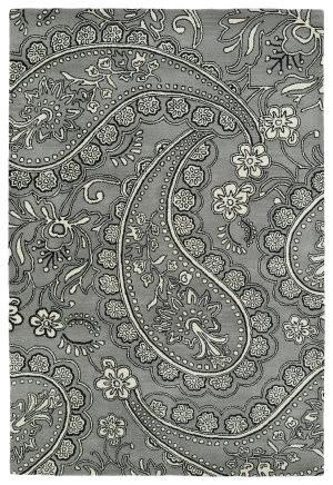 Kaleen Melange Mlg01-75 Grey Area Rug