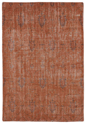 Kaleen Restoration Res01-31 Pumpkin Area Rug