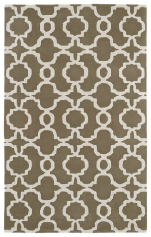 Kaleen Revolution Rev03-82 Light Brown Area Rug