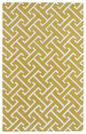 Kaleen Revolution Rev04-28 Yellow Area Rug