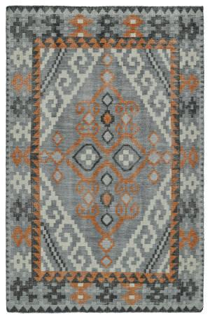 Kaleen Relic Rlc07-75 Grey Area Rug