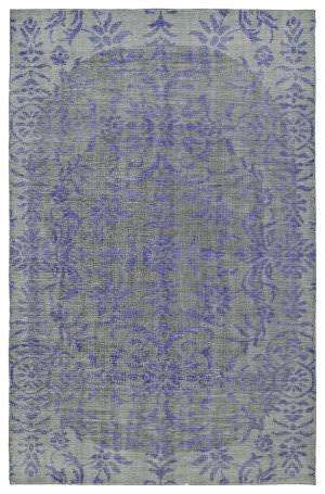 Kaleen Relic Rlc08-95 Purple Area Rug