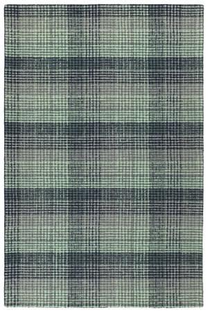 Kaleen Sartorial Sat03-78 Turquoise Area Rug