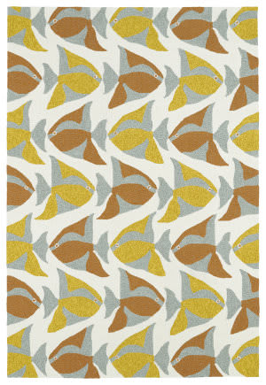 Kaleen Sea Isle Sea10-86 Multi Area Rug