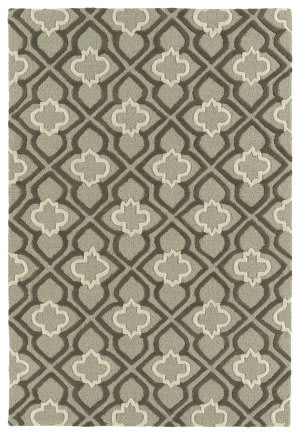 Kaleen Spaces Spa07-75 Grey Area Rug