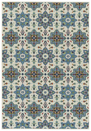 Kaleen Sunice Sun10-79 Light Blue Area Rug