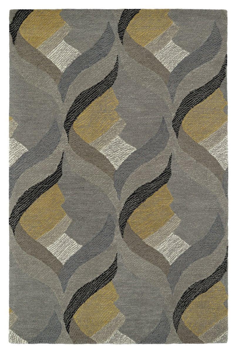 Kaleen Montage Mtg06 75 Grey Rug Studio