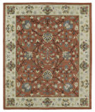 Kaleen Brooklyn 5305-06 Brick Area Rug