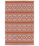 Kaleen Ayrlies Garden Agc01-89 Orange Area Rug