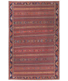 Kaleen Boho Patio Boh02-25 Red Area Rug