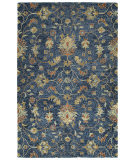 Kaleen Chancellor Cha05-10 Denim Area Rug