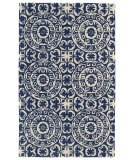 Kaleen Evolution Evl03-22 Navy Area Rug