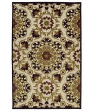 Kaleen A Breath of Fresh Air Fsr05-105 Khaki Area Rug