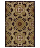 Kaleen A Breath of Fresh Air Fsr05-49 Brown Area Rug