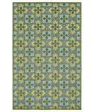 Kaleen A Breath of Fresh Air Fsr104-50 Green Area Rug