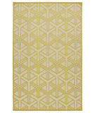 Kaleen A Breath of Fresh Air Fsr106-05 Gold Area Rug