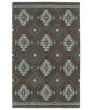 Kaleen Global Inspirations Glb07-75 Grey Area Rug