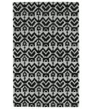 Kaleen Lakota Lkt07-02 Black Area Rug