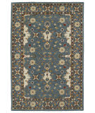 Kaleen Middleton Mid01-91 Teal Area Rug