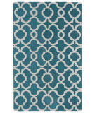 Kaleen Revolution Rev03-91 Teal Area Rug