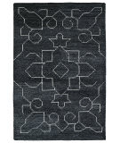 Kaleen Solitaire Sol08-38 Charcoal Area Rug