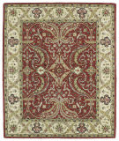 Kaleen Taj Taj11-25 Red Area Rug