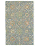 Kaleen Weathered Wtr07-17 Blue Area Rug