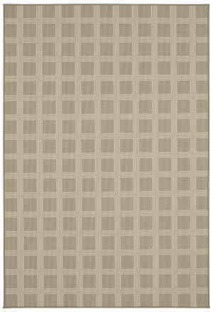 Karastan Design Concepts Woolston Plaid Shoreline Area Rug