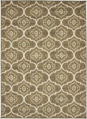 Karastan Design Concepts Simpatico Gala Birch Area Rug