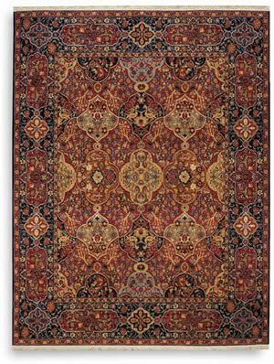 Karastan English Manor Hampton Court 2120-504 Area Rug