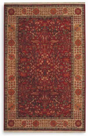 Karastan Antique Legends Emperors Hunt 2200-204 Area Rug