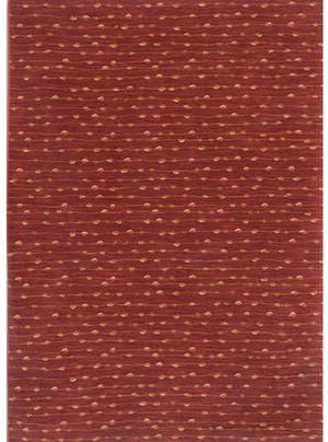 Karastan Woven Impressions Beaded Curtain Chili Pepper 35502-12112 Area Rug
